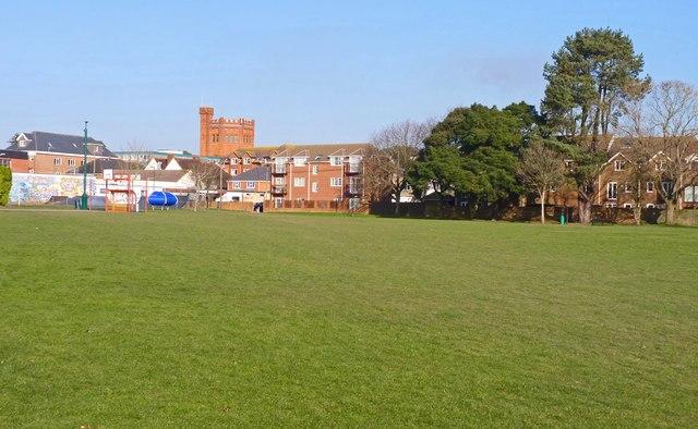 New Milton Recreation Ground