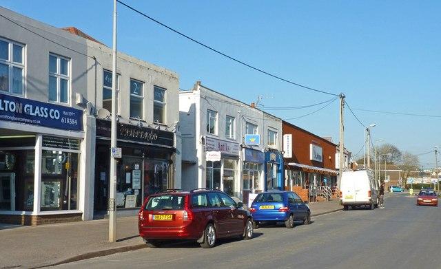 Old Milton Road