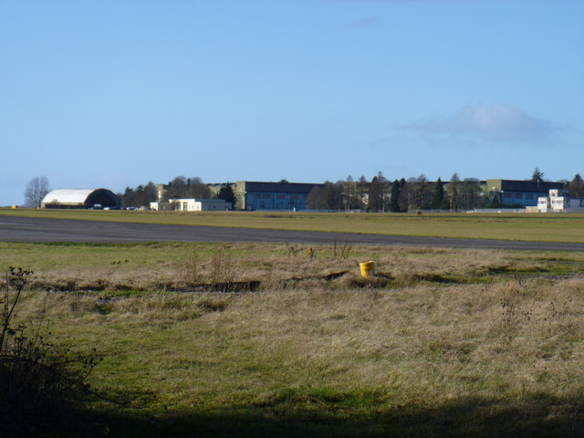 Airfield view