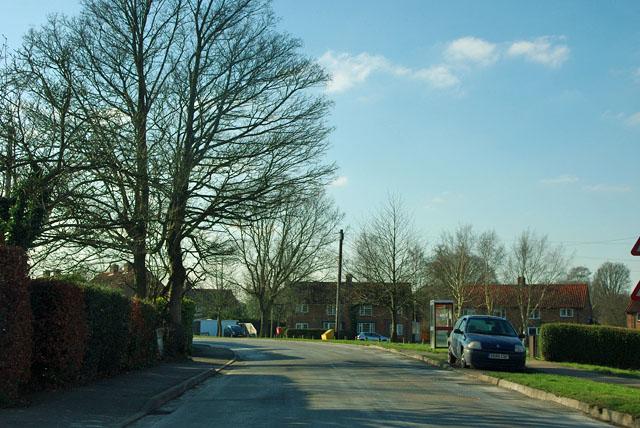 Knockholt Road, Halstead