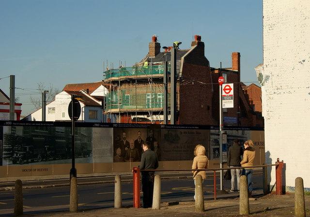 Reeves Corner, Croydon