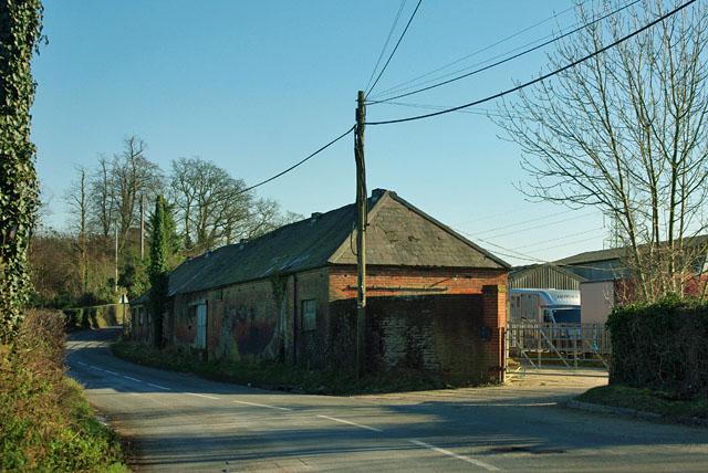 Barn at Buck's Cross Farm