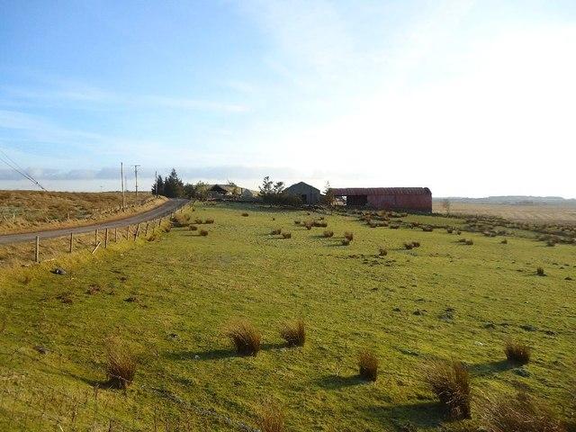 Mountcow Farm (abandoned)