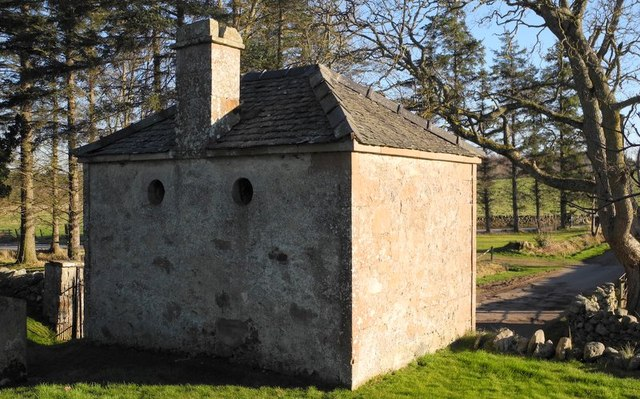 Watch House, Croy Parish Church (Church of Scotland)