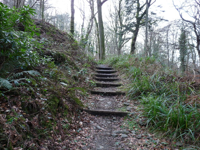 Glenapp Woodland Walk