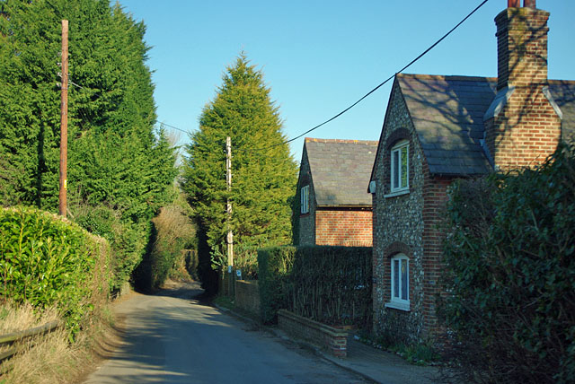 Stone Cottages on Well Hill