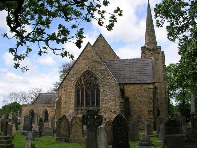 St Leonard Balderstone