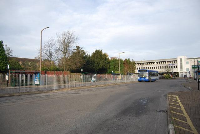 Crawley Bus Station
