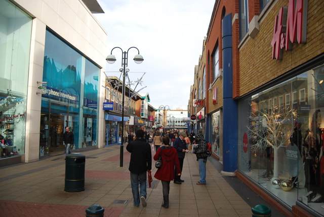 Shopping Precinct, Crawley