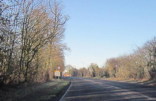 Fernhill Heath A38