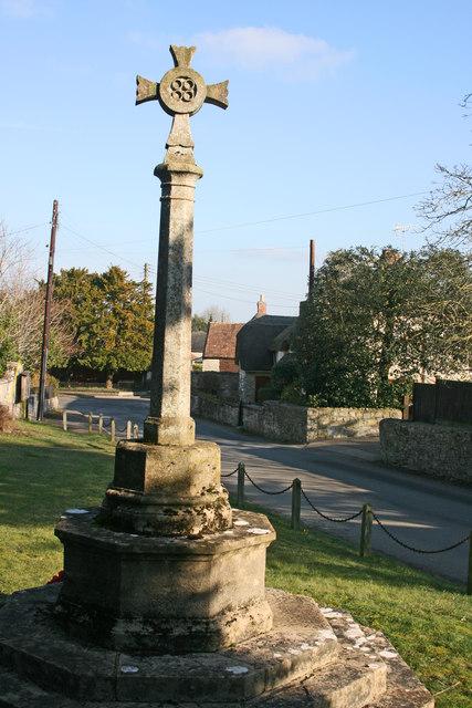 War Memorial, Fivehead