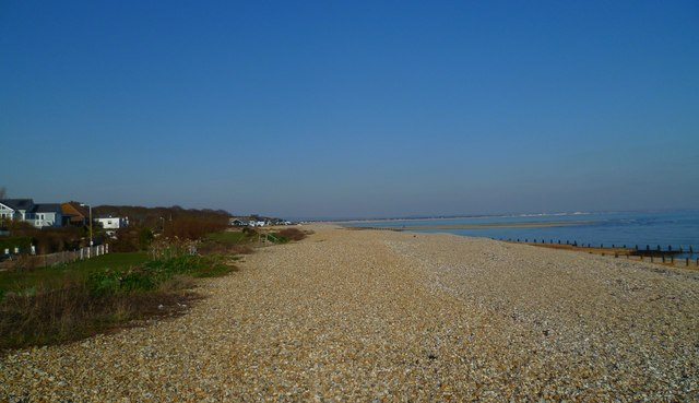 East Beach at Selsey