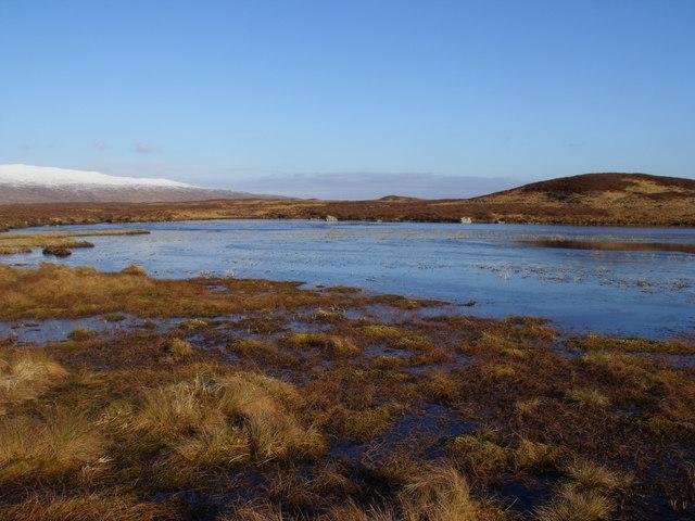 Lochan by Loch Ba