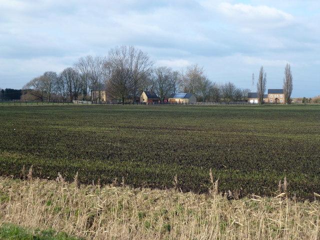 Poplar Farm off Willow Hall Lane
