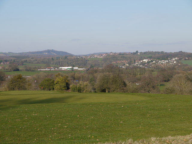Golf course at St. Pierre, near Chepstow