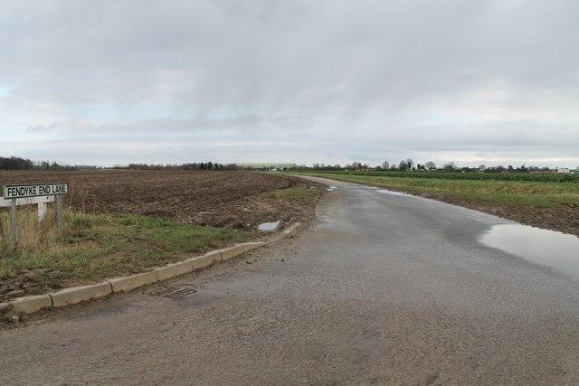 Fendyke End Lane