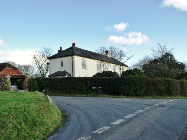 Large house, Rushlake Green, East Sussex