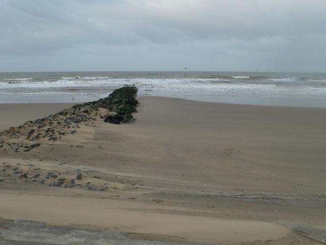 Ffrith beach, Prestatyn