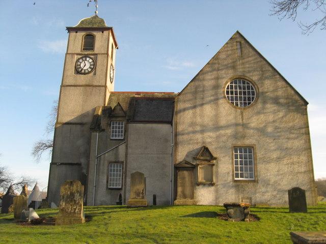 St. Mary's Church, Hawick