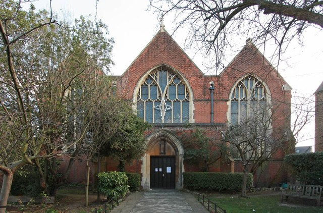 St Barnabas, Browning Road, Manor Park