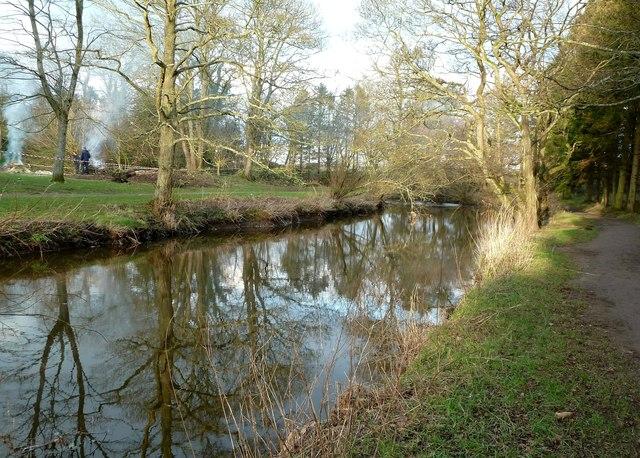 Lugton Water