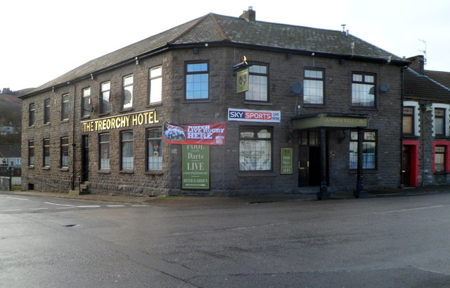 The Treorchy Hotel, Treorchy