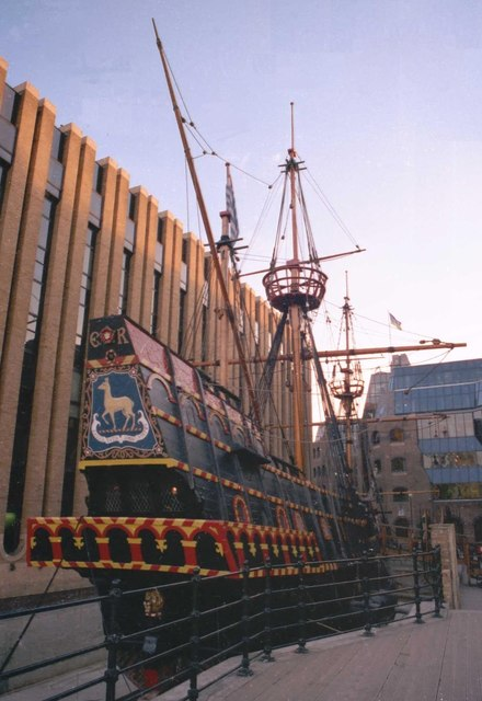 The Golden Hind