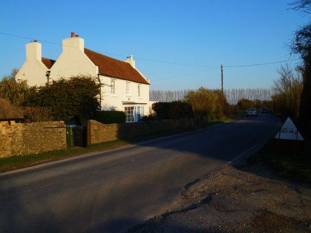 Lagnersh House on Lower Bognor Road