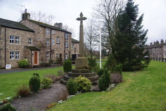 War Memorial, Gargrave