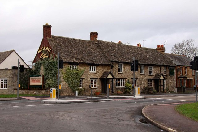The Kings Arms on Bicester Road