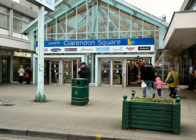 Welcome to Clarendon Square