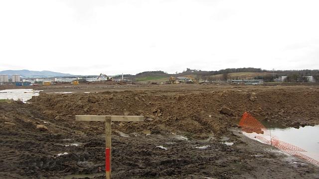 Construction, Greendykes, Little France, Edmonstone