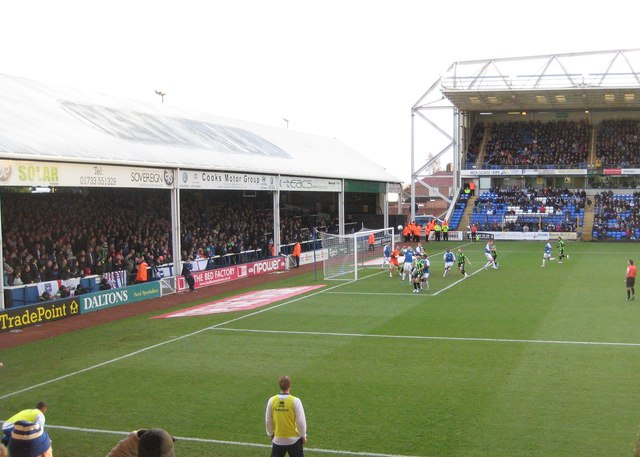 Peterborough United 1 Brighton & Hove Albion 2