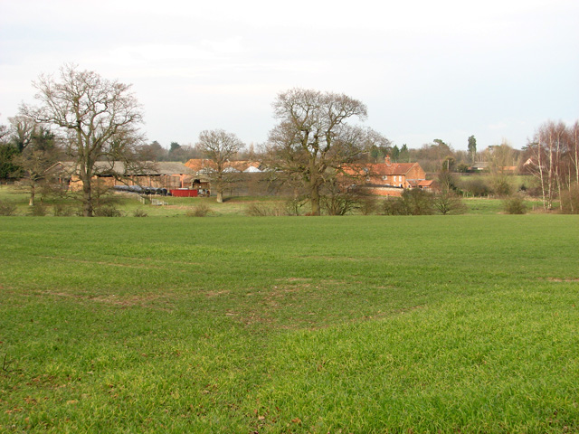 Parkgate Farm, Little Glemham