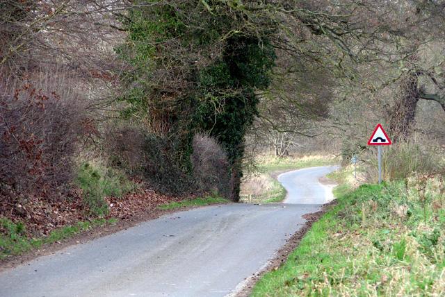 This way to Little Glemham
