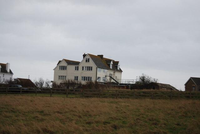 House at Burton Beach