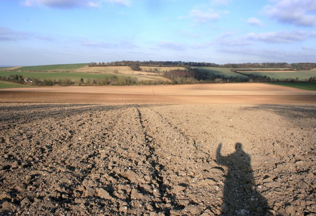 Ploughed Away Path