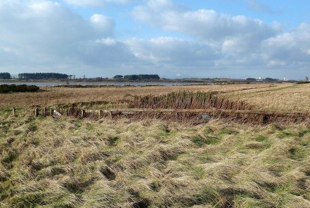 Remains of a Hurdle