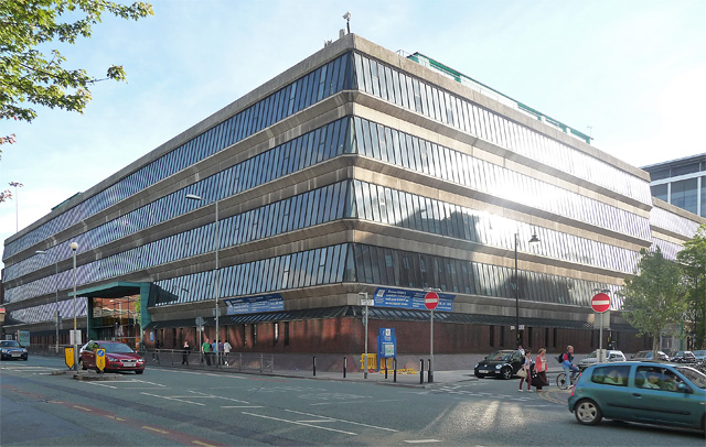 Faculty of Technology, Oxford Road, Manchester