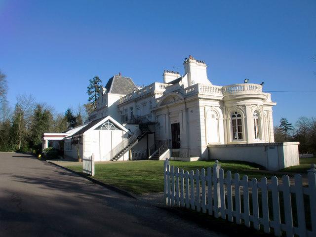 Whitewebbs House, Enfield