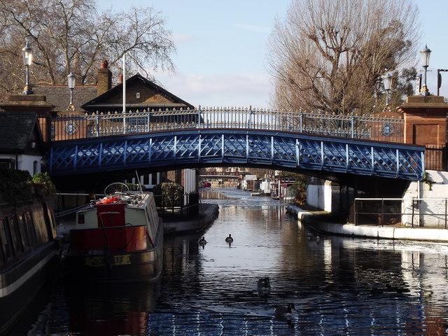 Westbourne Terrace Road Bridge