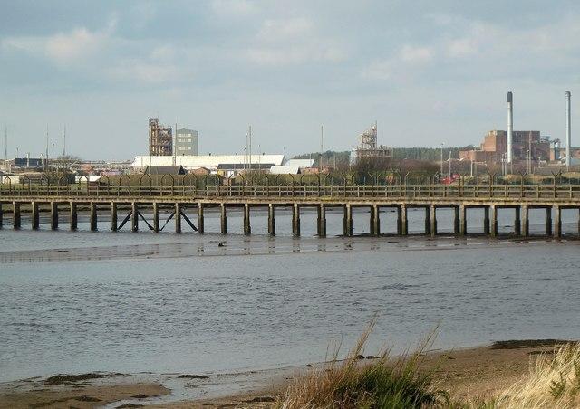 McGowan Bridge at Ardeer