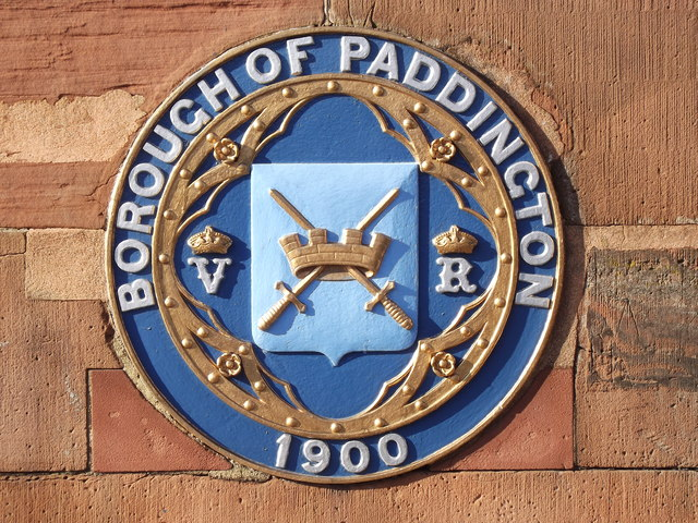 Borough of Paddington 1900