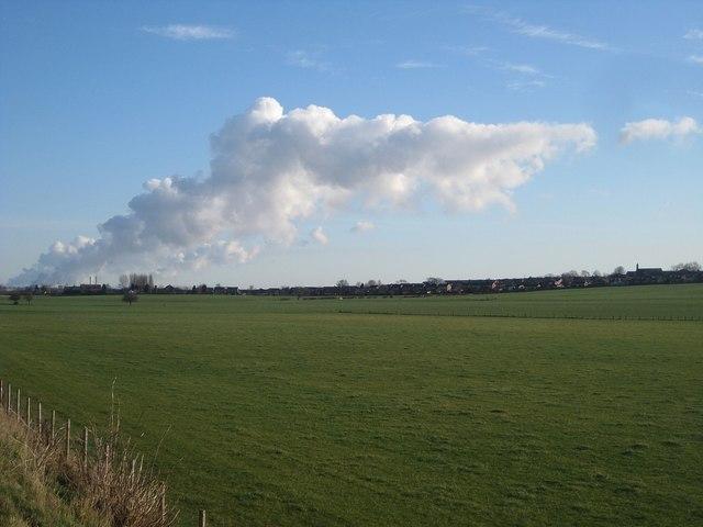 Steam clouds