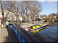 TQ2681 : Little Venice by Colin Smith