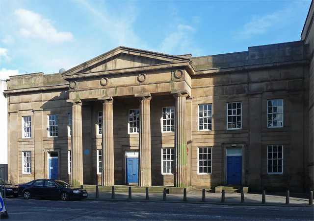 Former Town Hall, Cavendish Street, Manchester