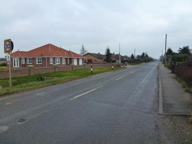 Gedney Drove End