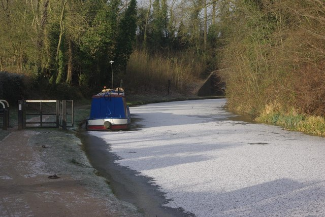 Oxford Canal, Newbold on Avon