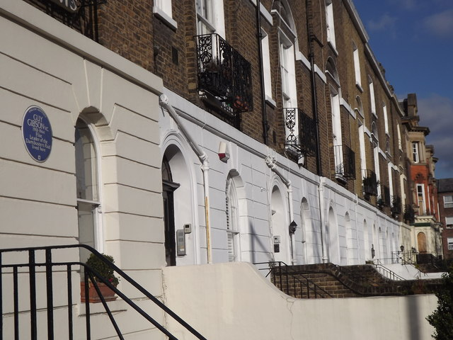 Terraced Housing, Aberdeen Place