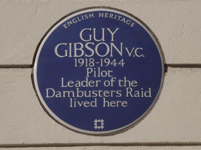 Guy Gibson, V.C.